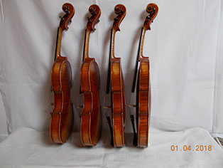 guarneri violins store Flocello Hamilton